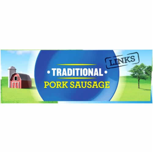Kroger®  Gluten Free Traditional Pork Sausage Breakfast Links Perspective: right