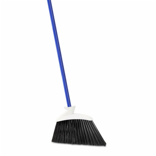 Kroger Angled Household Broom Perspective: right