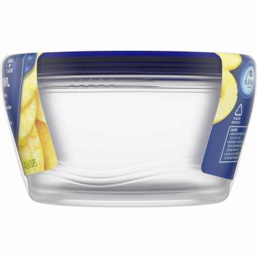 Kroger® Home Sense® Large Bowl Storage Containers Perspective: right