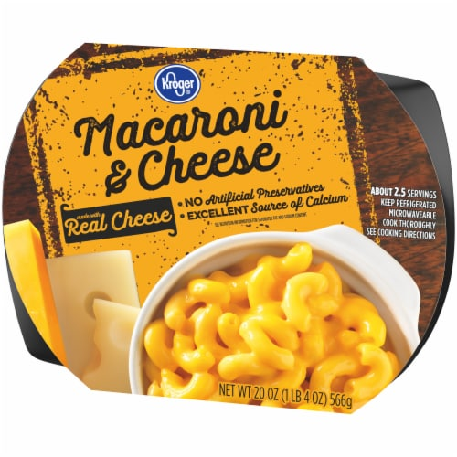 Kroger® Macaroni & Cheese Perspective: right