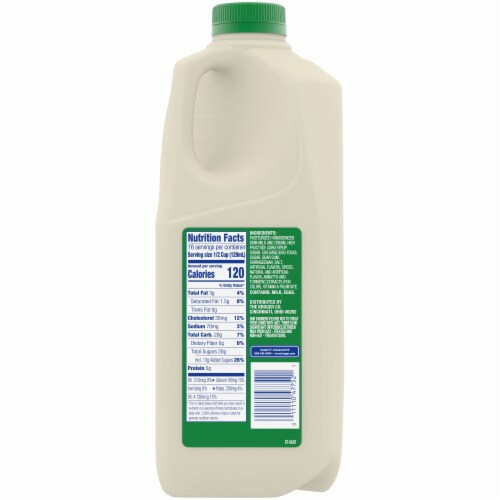 Kroger® Rich & Creamy Low Fat Eggnog Perspective: right