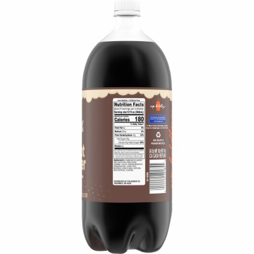 Big K® Root Beer Soda Perspective: right