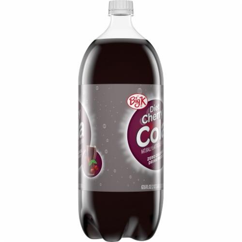 Big K® Diet Cherry Cola Perspective: right