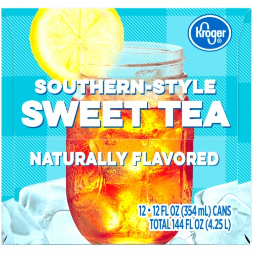 Kroger® Southern Sweet Tea Perspective: right