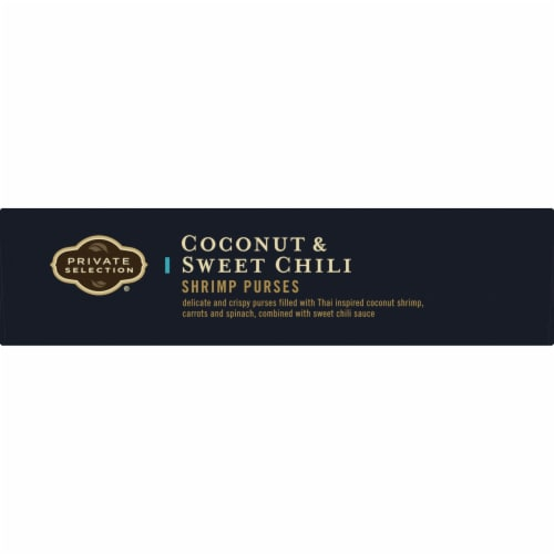 Private Selection® Coconut & Sweet Chili Shrimp Purses Perspective: right