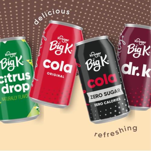 Big K® Root Beer Perspective: right