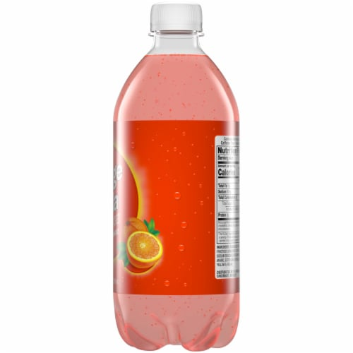 Big K® Orange Soda Perspective: right