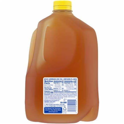 Kroger® Decaffeinated Half & Half Lemonade & Tea Perspective: right