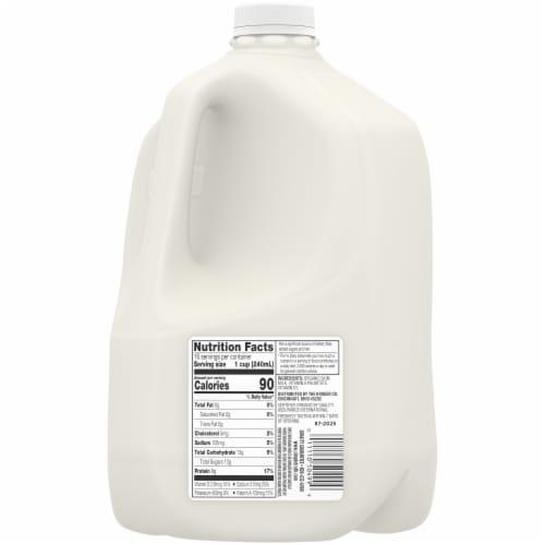 Simple Truth Organic® Skim Fat Free Milk Perspective: right