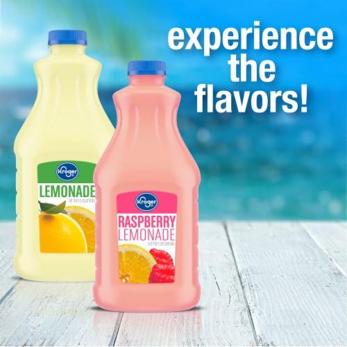 Kroger® Lemonade Perspective: right