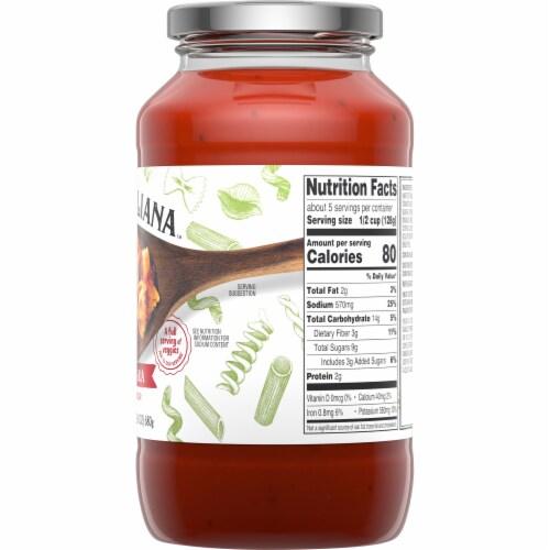 Zia Italiana Marinara Pasta Sauce Perspective: right