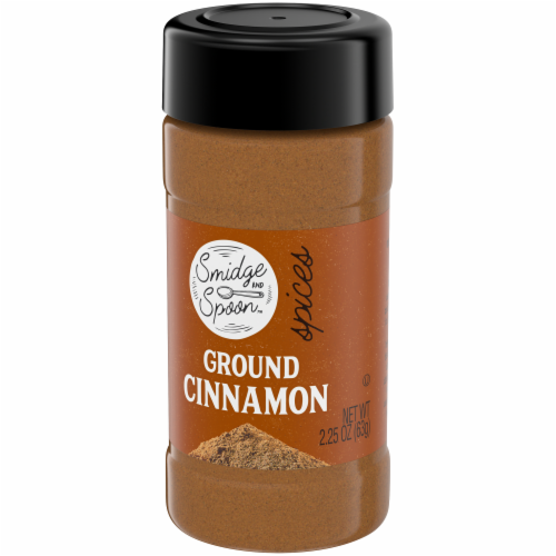 Smidge and Spoon™ Spices Ground Cinnamon Perspective: right