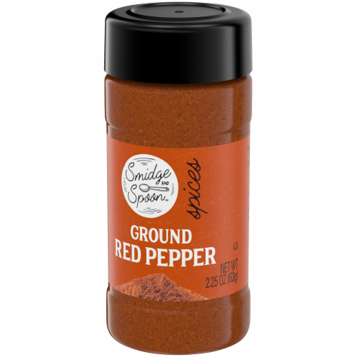 Smidge and Spoon™ Ground Red Pepper Spice Perspective: right
