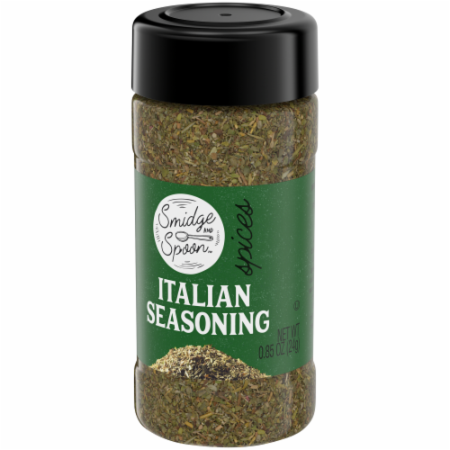 Smidge and Spoon™ Spices Italian Seasoning Perspective: right