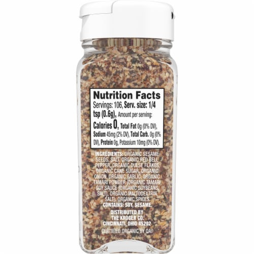 Simple Truth Organic™ Japanese Inspired Sesame Seaweed Blend Perspective: right