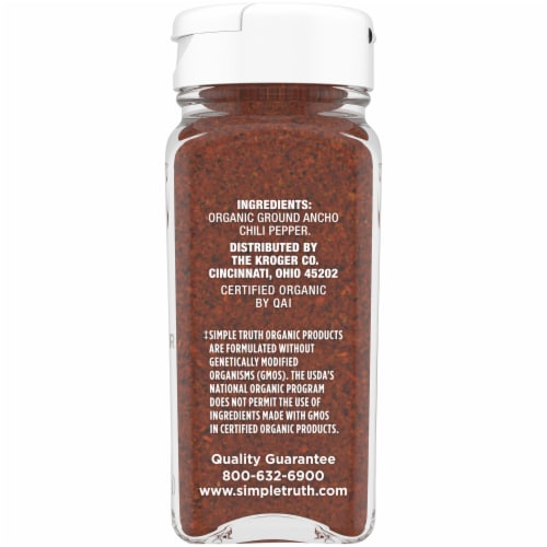 Simple Truth Organic™ Ancho Chile Powder Perspective: right
