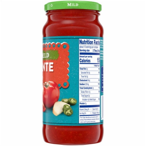Kroger® Mild Picante Sauce Perspective: right