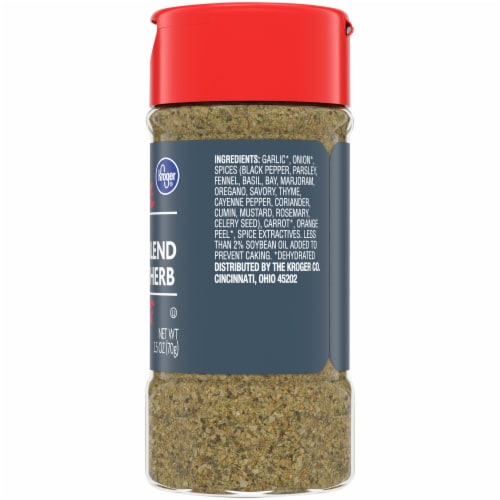 Kroger® Salt Free Garlic Herb Zesty Blend Perspective: right