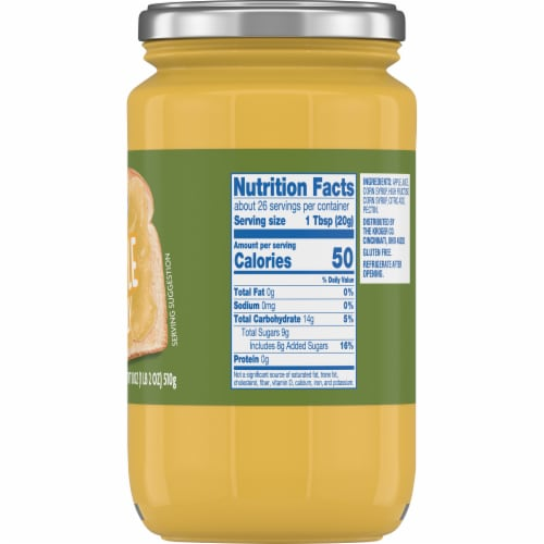 Kroger®  Apple Jelly Perspective: right