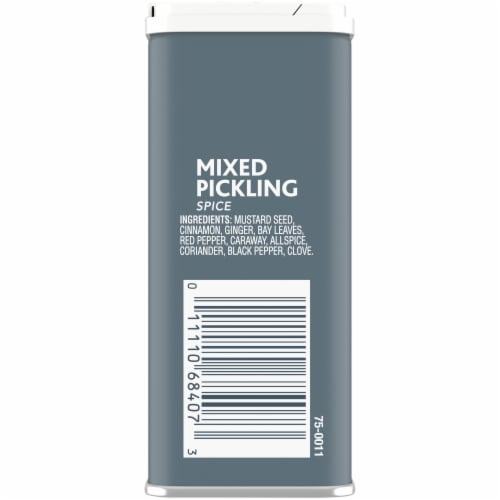 Kroger® Mixed Pickling Spice Perspective: right