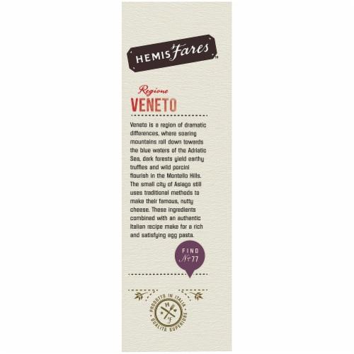 HemisFares™ Mushroom Asiago Cheese & Truffle Filled Pasta Perspective: right