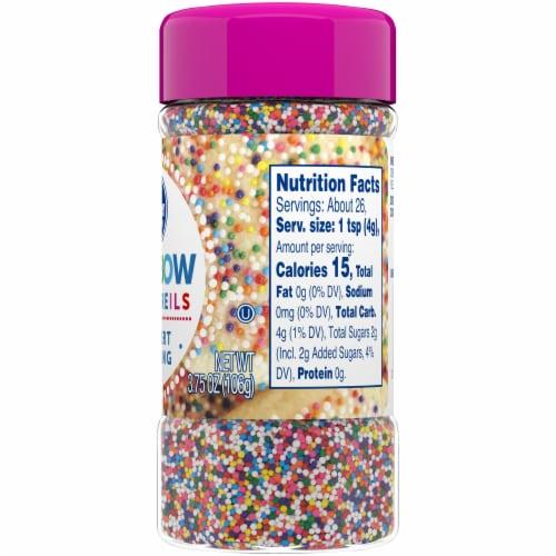 Kroger® Rainbow Nonpareils Dessert Topping Perspective: right
