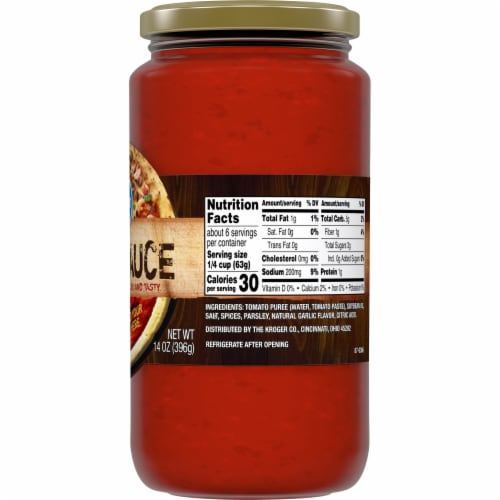 Kroger® Parlor Style Pizza Sauce Perspective: right