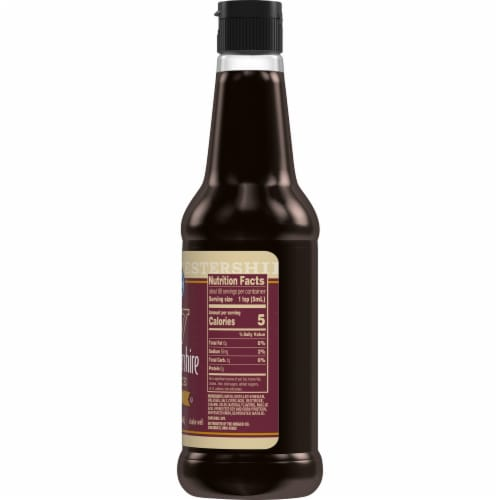 Kroger® Worcestershire Sauce Perspective: right