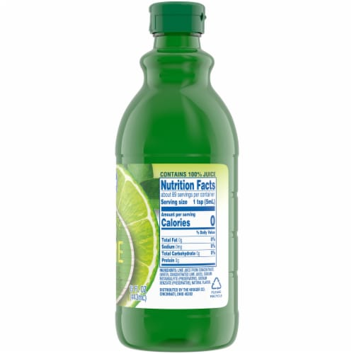 Kroger® Lime Juice Perspective: right