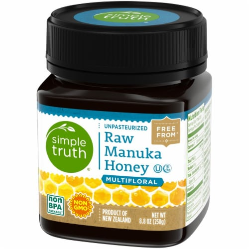 Simple Truth® Multifloral Raw Manuka Honey Perspective: right