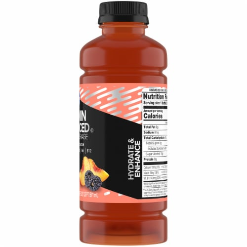 Kroger®­® Peach Blackberry Vitamin Enhanced Water Perspective: right