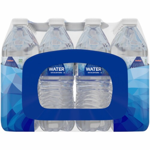 Fred Meyer™ Purified Drinking Water Perspective: right