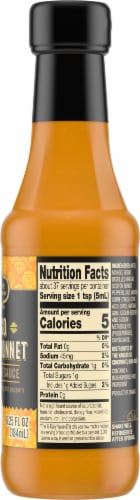 Private Selection® Indian Mango Scotch Bonnet Hot Sauce Perspective: right