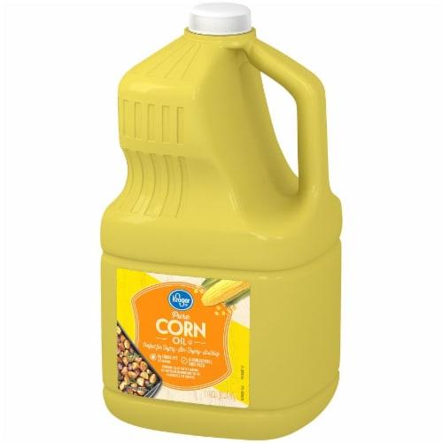 Kroger® Pure Corn Oil Perspective: right