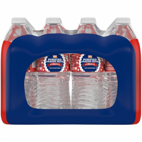 King Soopers® Purified Drinking Water Perspective: right