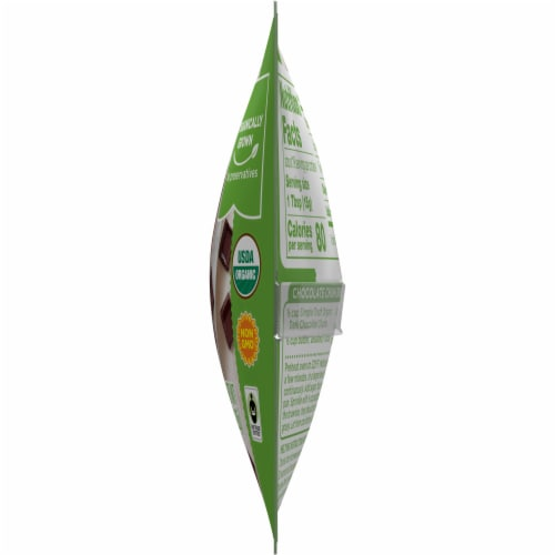 Simple Truth Organic™ 72% Cacao Dark Chocolate Chunks Perspective: right
