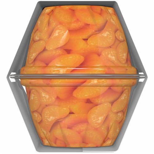 Kroger Mandarin Oranges Snack Bowls Perspective: right