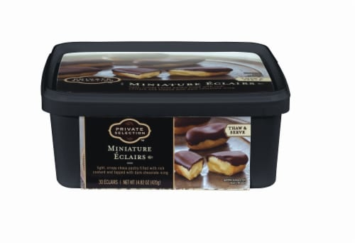 Private Selection™ Miniature Eclairs Perspective: right