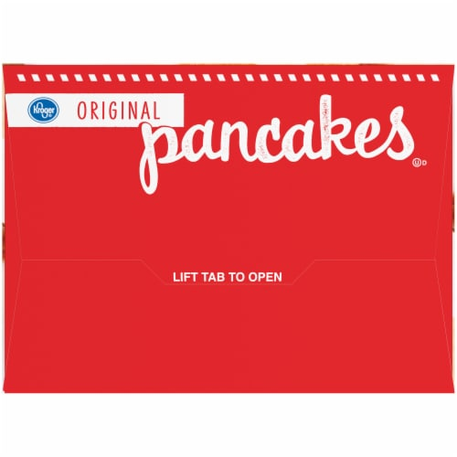 Kroger® Original Pancakes Perspective: right