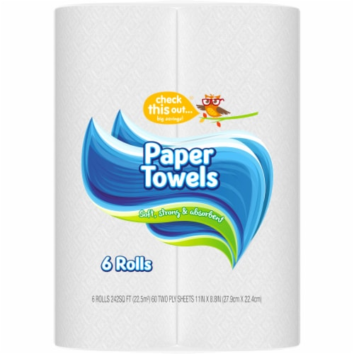 check this out...® Paper Towels Perspective: right