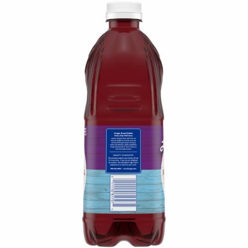 Kroger® Lite Grape Cranberry Flavored Juice Cocktail Perspective: right