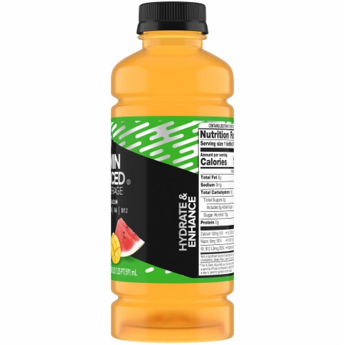 Kroger® Mango Melon Vitamin Enhanced Water Perspective: right