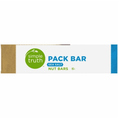 Simple Truth™ Pack Bar Sea Salt Nut Bars Perspective: right