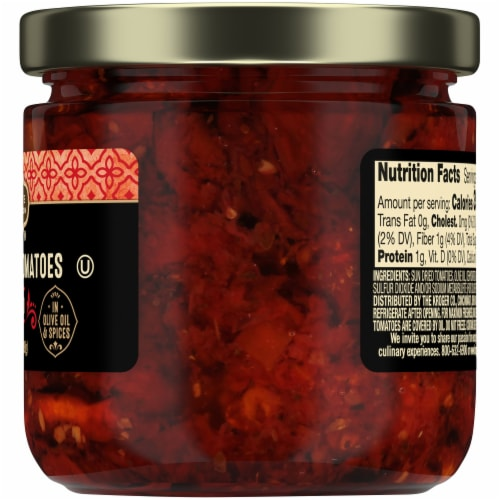 Private Selection™ Halved Sun Dried Tomatoes Perspective: right