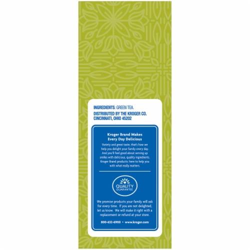 Kroger® Green Tea Bags Perspective: right