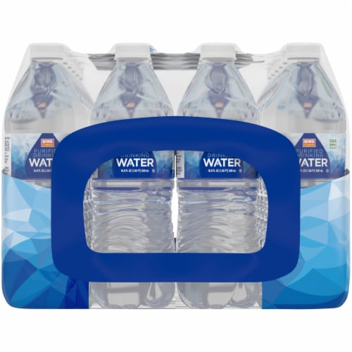 King Soopers™ Purified Drinking Water Perspective: right