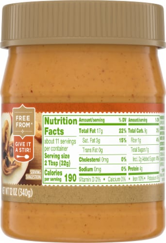 Simple Truth® Smooth Cashew Butter Perspective: right