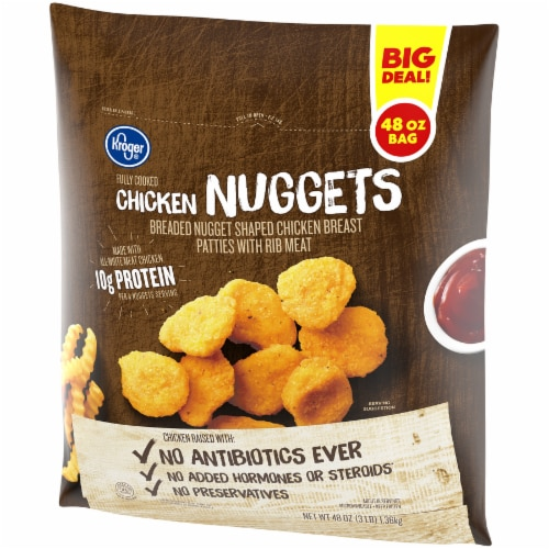 Kroger® Chicken Nuggets Perspective: right