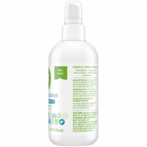 Simple Truth™ Odor Eliminator Room Spray Perspective: right