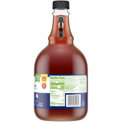 Simple Truth Organic™ Grade A Dark Color Robust Maple Syrup Perspective: right